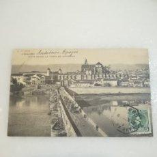 Postales: CÓRDOBA VISTA DESDE LA TORRE CARRAOLA. AÑO 1909. Lote 182206288