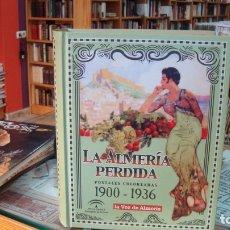 Postales: LA ALMERÍA PERDIDA - POSTALES COLOREADAS 1900-1936. Lote 182248865