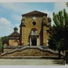 Postales: POSTAL GRANADA, CARTUJA, FACHADA. Lote 182291503