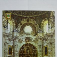 Postales: POSTAL GRANADA, CARTUJA, SACRISTIA. Lote 182291645