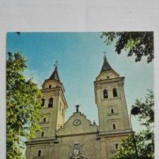 Postales: POSTAL GRANADA, IGLESIA DE NUESTRA SEÑORA DE LAS ANGUSTIAS. Lote 182291821