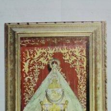Postales: POSTAL SANLUCAR DE BARRAMEDA, VIRGEN DE LA CARIDAD. Lote 182291993