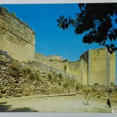 Postales: POSTAL SANLUCAR DE BARRAMEDA, CASTILLO DE SANTIAGO. Lote 182292056