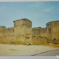 Postales: POSTAL SANLUCAR DE BARRAMEDA, CASTILLO DE SANTIAGO. Lote 182292095