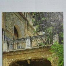 Postales: POSTAL SANLUCAR DE BARRAMEDA, PALACIO MUNICIPAL. Lote 182292150