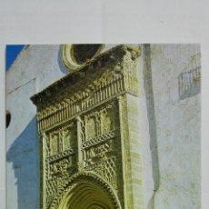 Postales: POSTAL SANLUCAR DE BARRAMEDA, IGLESIA NUESTRA SEÑORA DE LA O. Lote 182292277