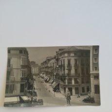 Postales: MÁLAGA, CALLE LARIOS 1958. ANIMADA.. Lote 182357150