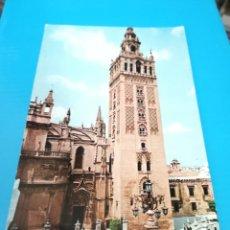 Postales: PUERTA DE LOS PALOS, CATEDRAL DE SEVILLA.. Lote 182595427