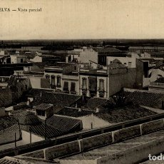 Postales: HUELVA VISTA PARCIAL. Lote 182662810