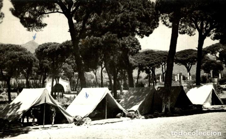 Marbella Campamento Vigil De Quiñones Comprar Postales Antiguas De Andalucía En Todocoleccion 182694447