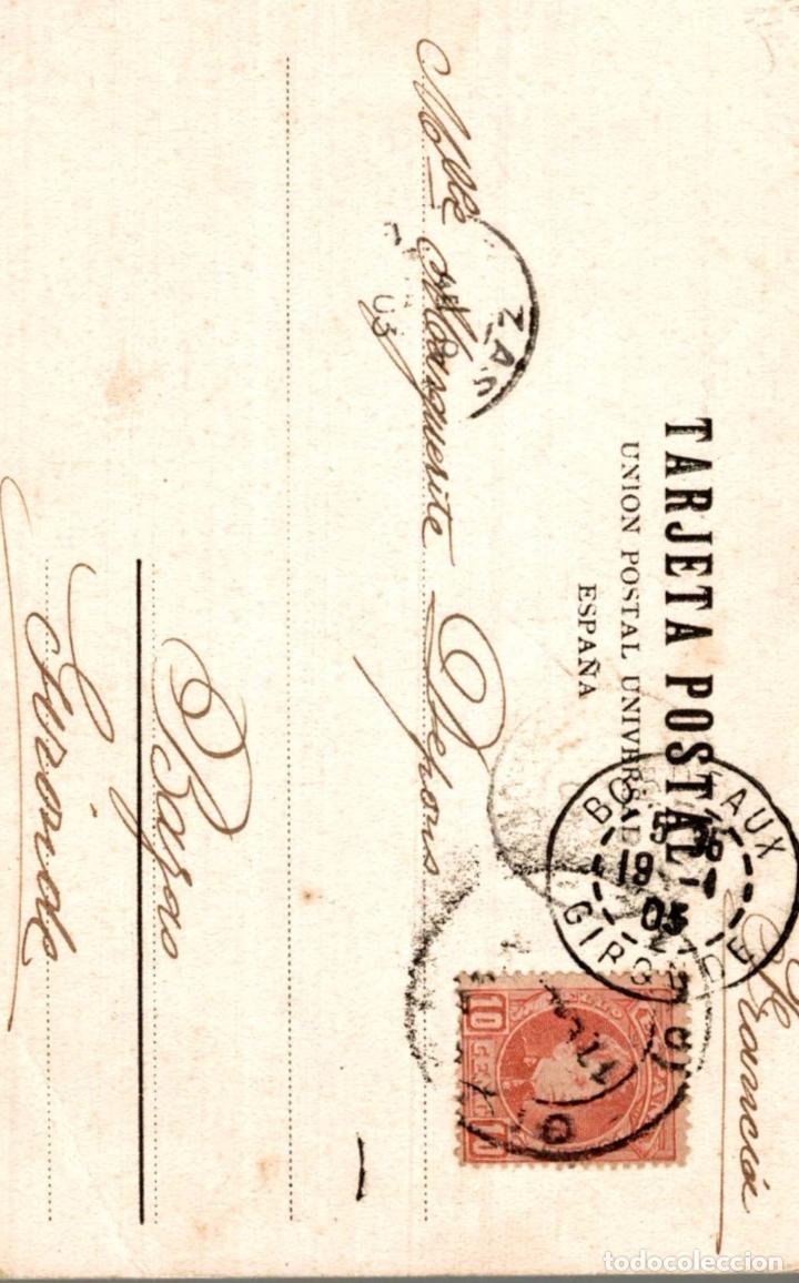 Postales: MALAGA. COIN. UNA CUEVA - Foto 2 - 182697437
