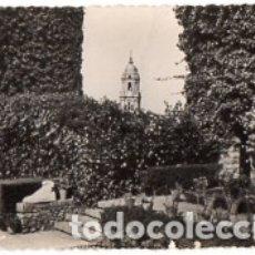 Postales: MALAGA - Nº 6 JARDINES DE LA ALCAZABA - EDICIONES FOTO CORTES - SIN CIRCULAR. Lote 182703548