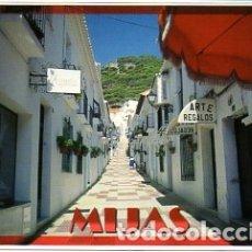 Postales: MIJAS - MALAGA - Nº 451 CALLE TIPICA - MIJAS COSTA DEL SOL - AÑO 2005 - SIN CIRCULAR. Lote 182704200