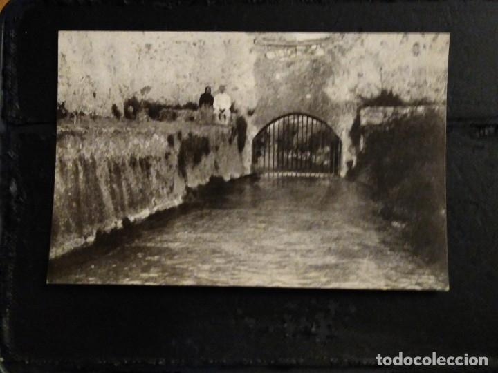 COIN. NACIMIENTO DEL RÍO PERCITAS. SIN CIRCULAR. MÁLAGA (Postales - España - Andalucía Antigua (hasta 1939))