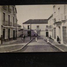 Postales: COIN. CALLE DE LA FERIA. SIN CIRCULAR. MÁLAGA. Lote 182714203