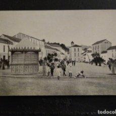 Postales: COIN. ALAMEDA DE ALFONSO XII SIN CIRCULAR. MÁLAGA. Lote 182714532