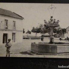 Postales: COIN. FUENTE DE SAN AGUSTÍN. SIN CIRCULAR. MÁLAGA . Lote 182715195