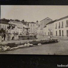 Postales: COIN. FUENTE DE LA ALAMEDA. SIN CIRCULAR. MÁLAGA . Lote 182715591