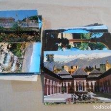 Postales: 15 POSTALES GRANADA. Lote 182771307
