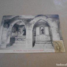 Postales: HUELVA-CONVENTO LA RABIDA. Lote 182775915
