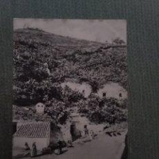 Postales: POSTAL GRANADA. VISTA GENERAL DEL BARRIO DE LOS GITANOS. Lote 182797317