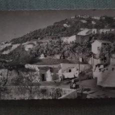 Postales: POSTAL GRANADA. CUEVAS DE GITANOS. VISTA PARCIAL. Lote 182797592