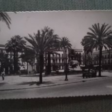 Postales: POSTAL JEREZ DE LA FRONTERA (CADIZ): PLAZA DE LOS REYES CATOLICOS. Lote 182797706