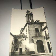 Postales: ANTIGUA POSTAL HOTEL REINA VICTORIA RONDA. Lote 182803396