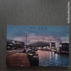 Postales: POSTAL ALGECIRAS CADIZ RIO DE LA MIEL. Lote 182825526