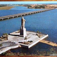 Postales: MONUMENTO A COLÓN. HUELVA. SIN CIRCULAR. Lote 182840913