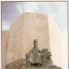 Postales: POSTAL TARIFA - MONUMENTO A SANCHO IV EL BRAVO. Lote 182886103