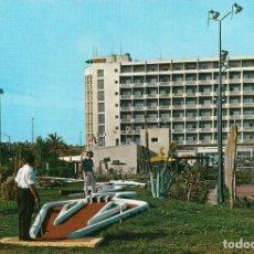 Postales: TORREMOLINOS - MÁLAGA - HOTEL PEZ ESPADA (NO. 7) - ED. GARCÍA GARRABELLA - RAREZA. Lote 182898715