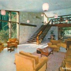 Postales: MARBELLA (MÁLAGA) - HOTEL LOS MONTEROS - SALON BAR CLUB - RAREZA. Lote 182898922