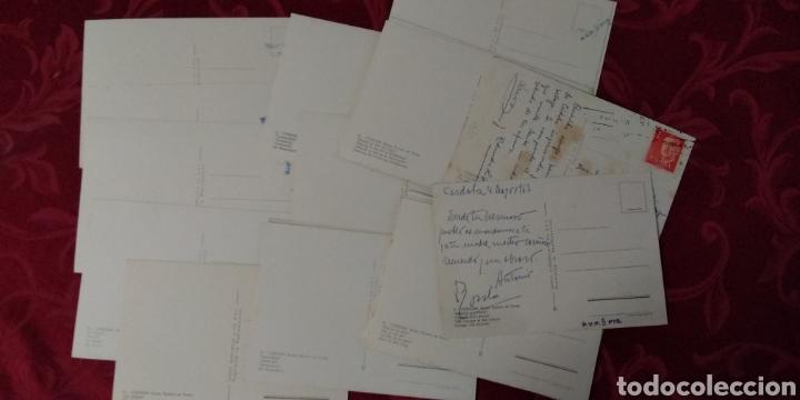 Postales: CORDOBA .- 20 POSTALES DEL MUSEO ROMERO DE TORRES .- EDICION GARCIA GARRABELLA - Foto 3 - 182988088