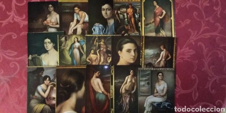 CORDOBA .- 20 POSTALES DEL MUSEO ROMERO DE TORRES .- EDICION GARCIA GARRABELLA (Postales - España - Andalucia Moderna (desde 1.940))