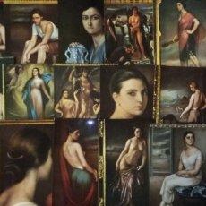 Postales: CORDOBA .- 20 POSTALES DEL MUSEO ROMERO DE TORRES .- EDICION GARCIA GARRABELLA. Lote 182988088