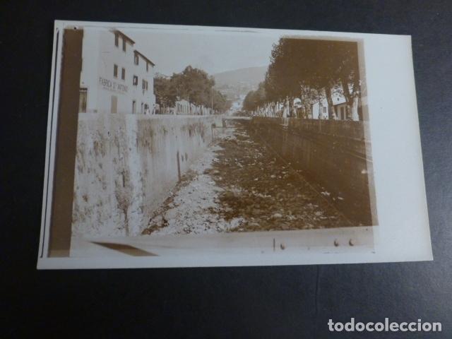 GRANADA ASPECTO URBANO POSTAL FOTOGRAFICA (Postales - España - Andalucía Antigua (hasta 1939))