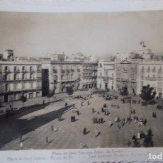 Postales: P-9596. CÁDIZ. PZA. JOSÉ ANTONIO PRIMO DE RIVERA. ED. AISA. NÚMERO 236. NO CIRCULADA.. Lote 183010388