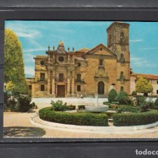Postales: LA CAROLINA. PLAZA DE LA IGLESIA. Lote 183023553