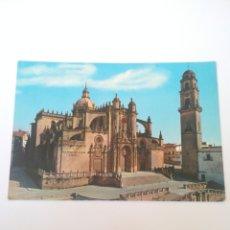 Postales: IGLESIA COLEGIAL. JEREZ DE LA FRONTERA. CADIZ. Lote 183090227