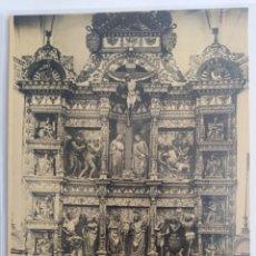 Postales: GRANADA, GRENADE, RETABLO CAPILLA REYES CATOLICOS, LUCIEN LEVI. Lote 183173138