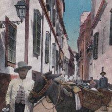 Postales: SEVILLA - UN LECHERO (NO. 128) - ED. C. R. S. . Lote 183312677