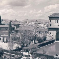 Postais: POSTAL GRANADA - LA ALHAMBRA - JARDINES DEL PARTAL - SICILIA. Lote 183475482