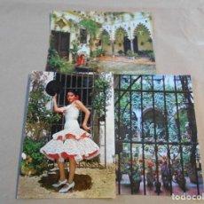 Postales: 3 POSTALES ESPAÑA ES DIFERENTE. Lote 183554993
