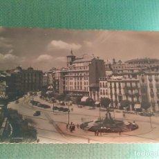 Postales: POSTAL GRANADA PUERTA REAL. Lote 183617757