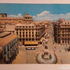 Postales: GRANADA PLAZA DE LA REINA ISABEL POSTAL. Lote 183663620