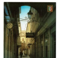 Postales: MALAGA PASAJE DE CHINITAS Nº 35 DOMINGUEZ - NO CIRCULADA. Lote 183719695