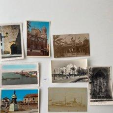 Postales: LOTE DE POSTALES , DE CADIZ N. 300. Lote 183800627