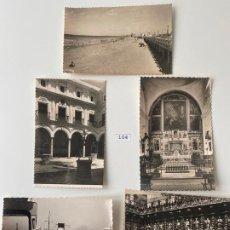 Postales: LOTE DE 6 POSTALES , DE CADIZ N. 104 , . Lote 183801151