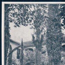 Postales: POSTAL GRANADA - PATIO DE DARAXA - METRANODINA SERONO. Lote 183816166